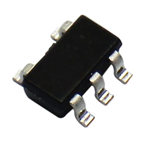 6x LP2985-33DBVR Voltage regulator LDO, fixed 3.3V 0.15A SOT23-5 SMD