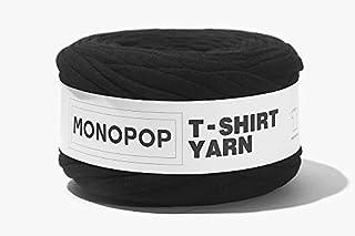 MONOPOP T-SHIRT YARN モノポップ Tシャツヤーン ◆KOKOKOREA (BLACK) [並行輸入品]