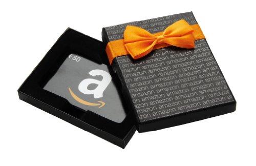 Buono Regalo Amazon.it - €50 (Cofanetto Amazon)
