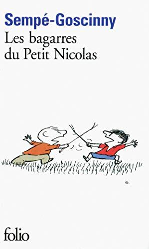 Les bagarres du Petit Nicolas (Folio)