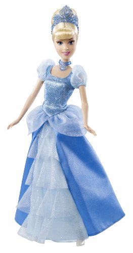 Disney Princess Sparkling Princess Cinderella Doll - 2011