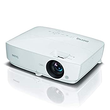 BenQ MW535A 1080p Supported WXGA 3600 Lumens HDMI Vibrant Color Projector for Home and Office  Renewed