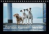 Parson Russell Terrier (Tischkalender 2020 DIN A5 quer): ...und ihre Freunde (Monatskalender, 14 Seiten ) (CALVENDO Tiere)