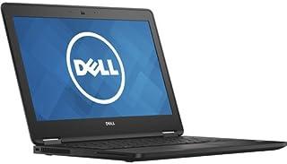 Dell Latitude E7270 Ultrabook Laptop - Intel Core i5-6300U, 12 Inch HD, 256GB SSD, 8GB, Windows 7 Pro, Black