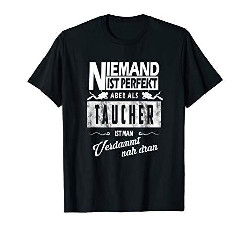 DiveMaster Taucher Open Water Diver Spruch Geschenk T-Shirt