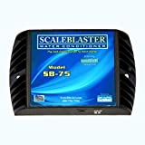 ScaleBlaster SB-75 Scale Blaster Black with Warranty, Sustainable Hard Water...