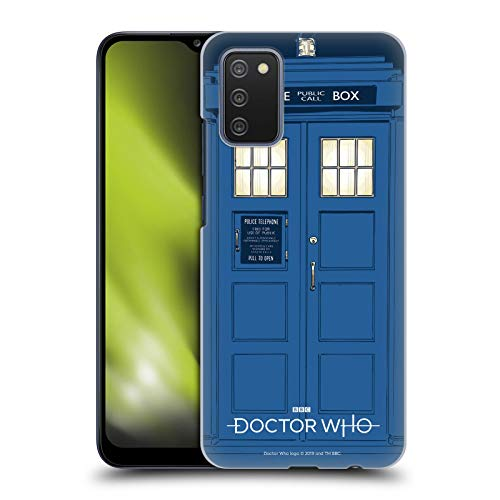 Head Case Designs Officially Licensed Doctor Who Tardis Season 11 Graphics Hard Back Case Compatible With Galaxy A02s / M02s (2021)
