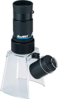 池田レンズ 顕微鏡兼用遠近両用単眼鏡 KM412LS