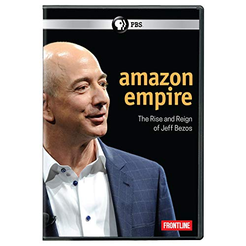 FRONTLINE: Amazon Empire: The Rise and Reign of Jeff Bezos DVD