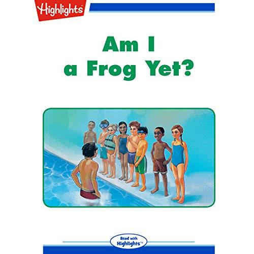 Am I a Frog Yet? copertina