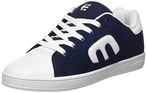 Etnies Kids Calli-Cut Skate-Schuh, Marine/Weiss, 30 EU