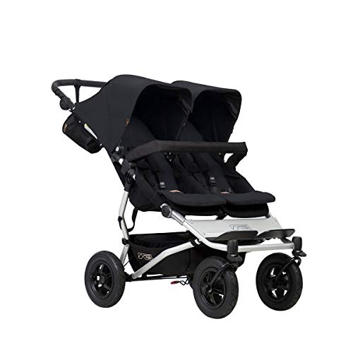 Mountain Buggy Duet V3 Double Pushchair