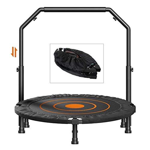 LANGWEI Mini trampolín Plegable de 40