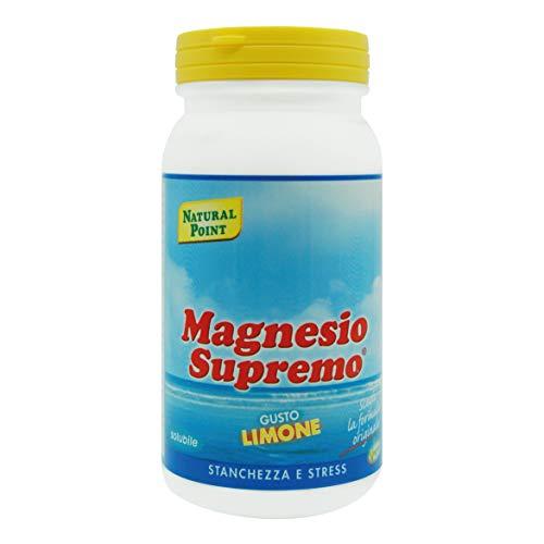 Natural Point Magnesio Supremo - Limone - 150 Gr
