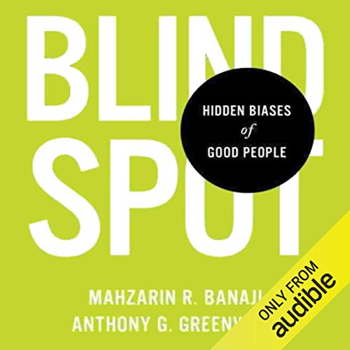 Blindspot cover art