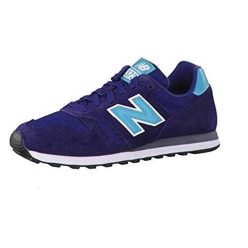 New Balance 373, Sneaker a Collo Basso Donna, Blu (Blue SNG), 35 EU
