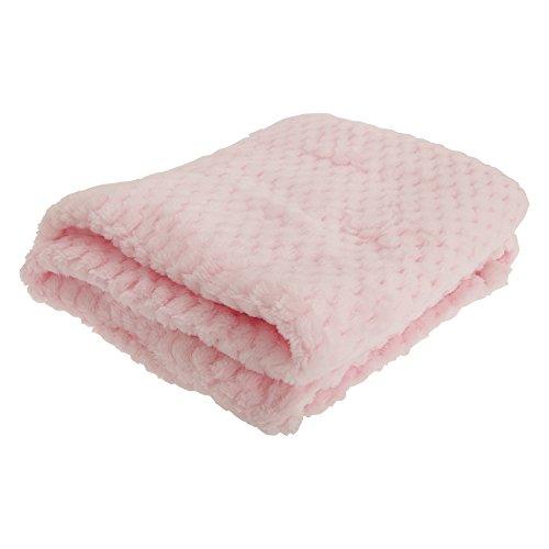 Couverture gaufrée et texturée super douce pour bébé garçon/fille
