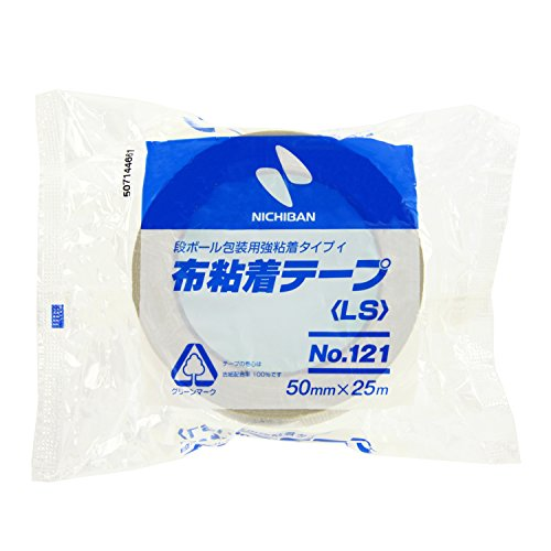ニチバン『布粘着テープ〈LS〉No.121(着色)』