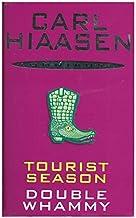 Carl Hiaasen Omnibus Tourist Season and Double Whammy