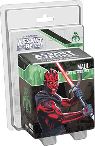AC-Déco Star Wars assalto sull' Impero–Maul, avido di Vendetta–Gioco di società