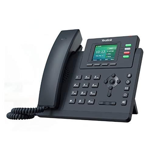 Yealink SIP-T33P - 2 porte 10/100 PoE