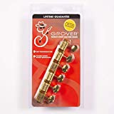 Grover 136G6 - Afinadores de guitarra