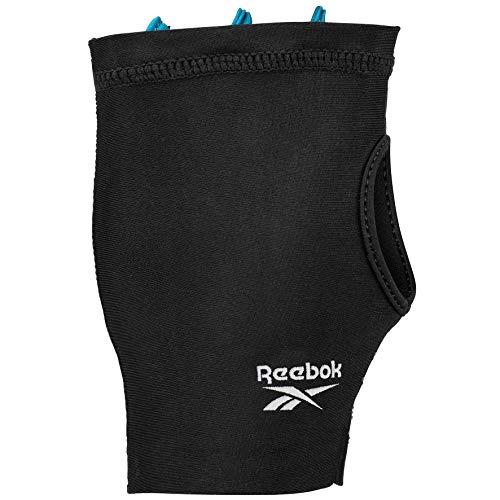 Reebok Yoga Grip Gloves, Guanti Unisex – Adulto, L/XL-12.5 cm or More (Lunghezza del Palmo)
