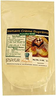Instant Pastry Creme Filling Mix