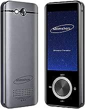 Language Translator Device, Offline Translator with Bluetooth Portable Two-Way Voice Interpreter | 109 Languages Smart Translation in 0.5 Sec | WiFi | Instant Photo Translation