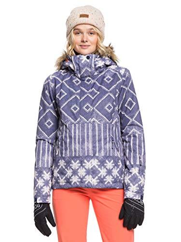 Roxy Jet Ski - Snow Jacket for Women - Schneejacke - Frauen - S - Blau