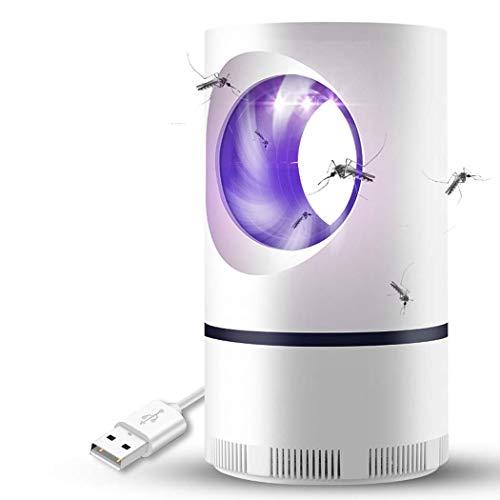 GGPUS El fotocatalizador USB, el Repelente de Mosquitos para el hogar de los Mosquitos, el artefacto de Mosquito antimosquito Ultra silencioso,USBwithoutadapter