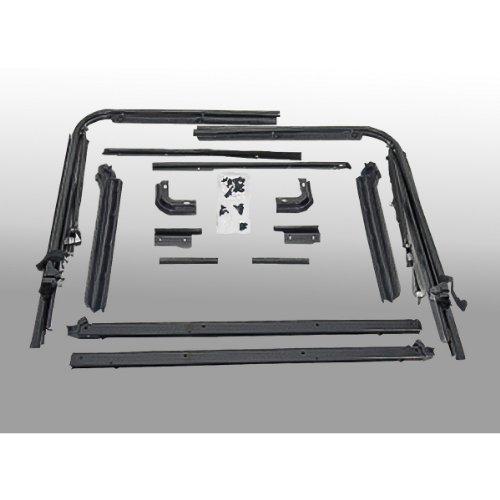 Rugged Ridge 13510.01 Soft Top Hardware Kit,...