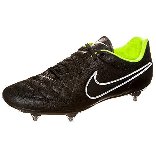 Zapatillas Nike TIEMPO GENIO SG, color negro, talla 7