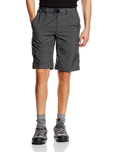 Columbia Cascades Explorer Pantalon Homme Grill FR : L (Taille Fabricant : Taille 34)