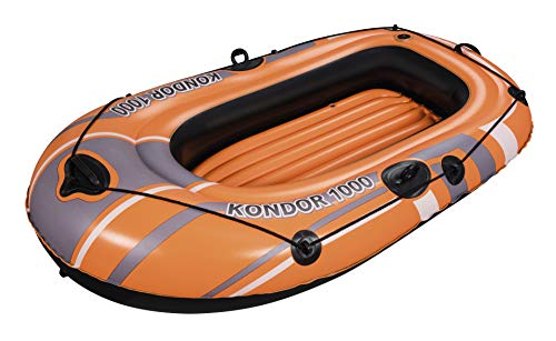 Bestway 61099 - Barca Hinchable Hydro-Force Raft Kondor 1000 1 Persona