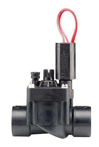 """Riegoprofesional Electroválvula PGV-101 24V 1"""" Hunter con regulador de caudal"""