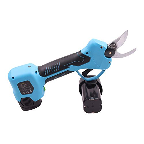 Best Deals! RROWER Professional Cordless Electric Pruning Shears,Rechargeable Wireless Electric Scis...