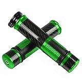 Manillar de Moto Modificado para Suz&uki GSXR750 SV650 YZF R1 R6 para Apri&Lia para Ya&maha MT07 MT09 Universal 7/8' 22mm Manillar Grip Set (Color : 3)