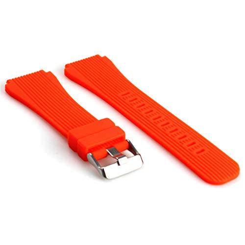YOKING Sam-Sung Gal-axy - Reloj de pulsera original de 46 mm para hombre, pulsera para mujer, accesorios para reloj inteligente