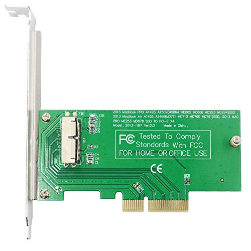 GODSHARK PCIe SSD Adapter Card for 2013 2014 2015...
