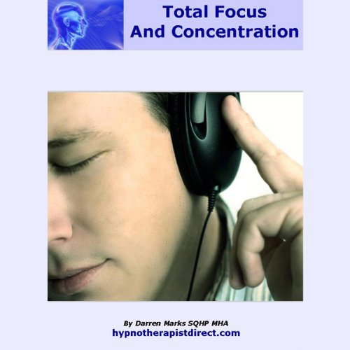 Total Focus & Concentration cover art