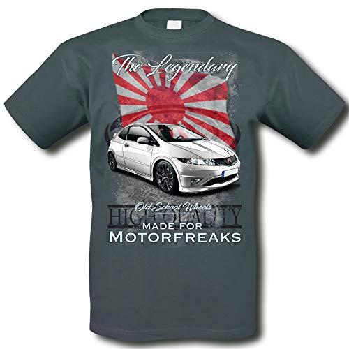 youtex Civic Type-R Vintage T-Shirt (XXL)