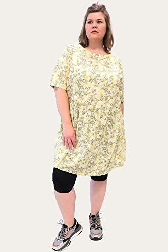 ONLY Carmakoma CARBLOOM Life 2/4 Tunic Dress AOP