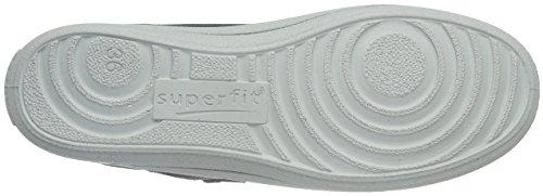 Superfit TENSY 708107, Mädchen Sneakers, Grau (STONE KOMBI 06), 30 EU - 4