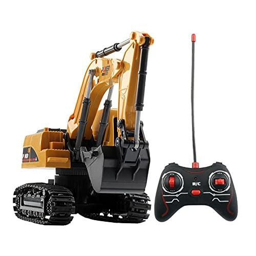 N\C MOFUN 1022 1/24 RC Bagger Auto Fahrzeugmodelle / H Hochgeschwindigkeit Kinder Indoor Outdoor Spielzeug LJ200918