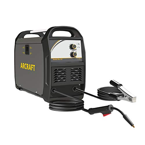 ARCRAFT Inverter Flux Core 140 Welder, 110V/120V, 125A DC Based Inverter No Gas...