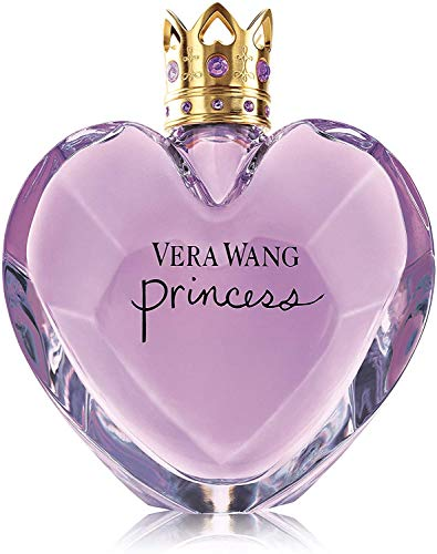 Vera Wang Princess Eau de Toilette Spray for Women, 3.4 Fl Oz
