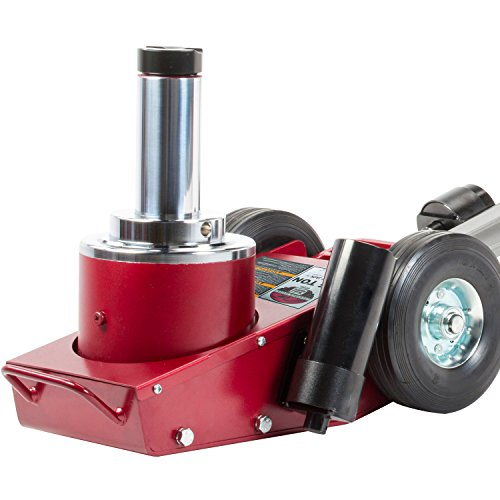 BLACKHAWK BP225 Air/Hydraulic Axle Jack (25 Tons)