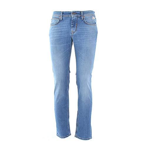 ROY ROGER'S Jeans uomo campa denim stretch malwie - 36, Blu