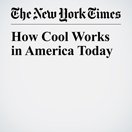 How Cool Works in America Today copertina